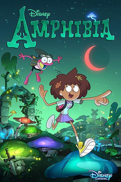 TV ratings for Amphibia in Brazil. Disney Channel TV series