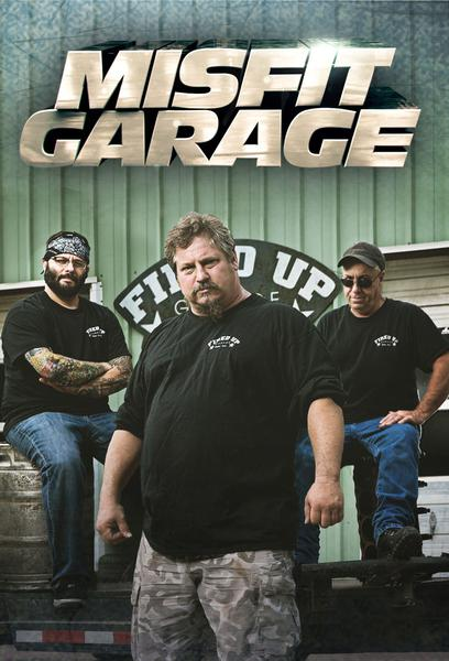TV ratings for Misfit Garage in Argentina. Discovery Channel TV series