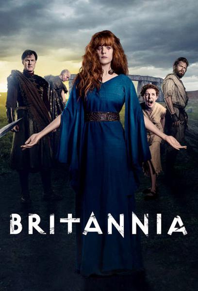 TV ratings for Britannia in Japan. Sky 1 TV series