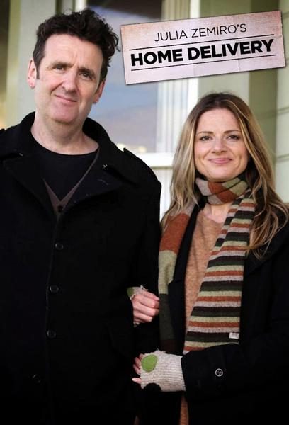 TV ratings for Julia Zemiro's Home Delivery in Russia. ABC TV series