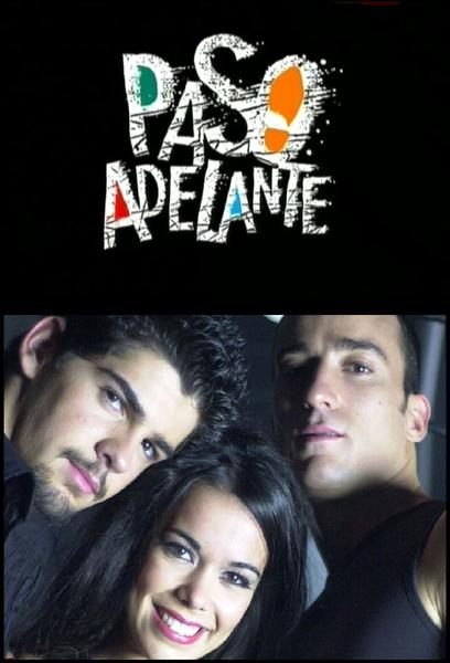 TV ratings for Un paso adelante in the United States. Antena 3 TV series