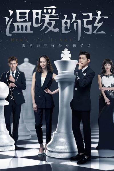 TV ratings for Here To Heart in Poland. Hunan Television TV series