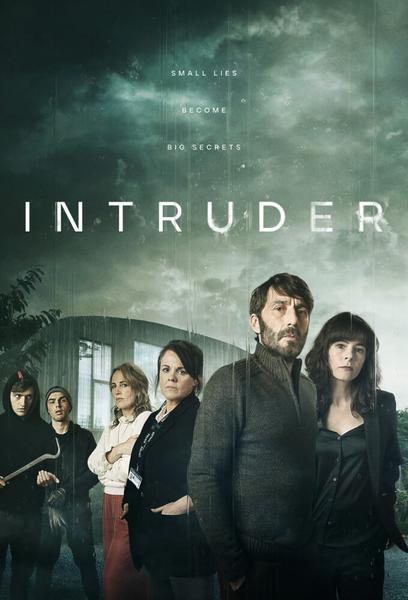 TV ratings for Intruder in Japan. Channel Five TV series