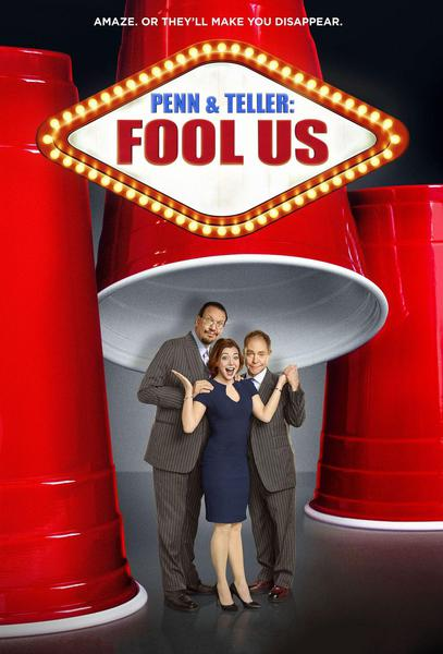 TV ratings for Penn & Teller: Fool Us in Brazil. ITV TV series