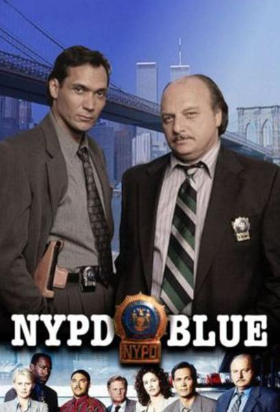 TV ratings for NYPD Blue in South Africa. ABC TV series