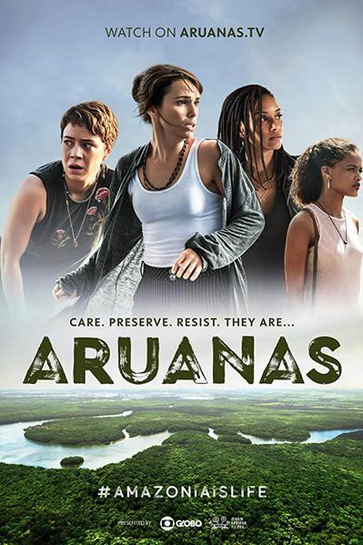 TV ratings for Aruanas in Mexico. Globo Play TV series