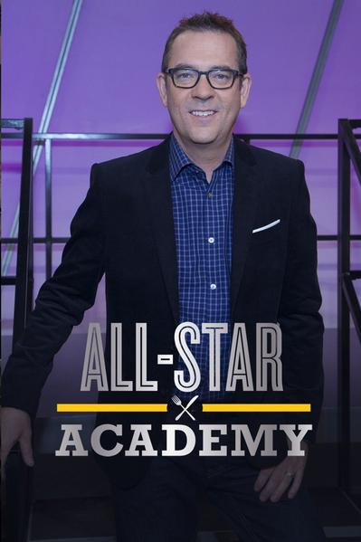 TV ratings for All-Star Academy in Argentina. Food Network TV series
