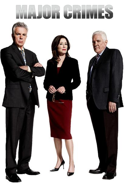 TV ratings for Major Crimes in the United States. TNT TV series