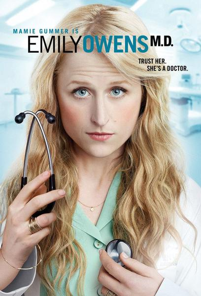TV ratings for Emily Owens, M.d. in New Zealand. The CW TV series