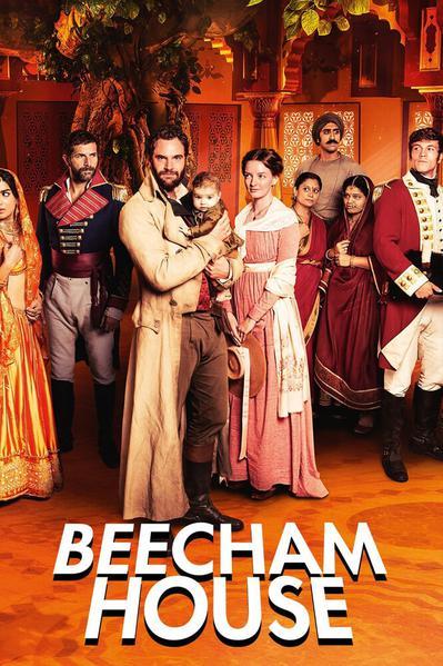 TV ratings for Beecham House in New Zealand. ITV TV series