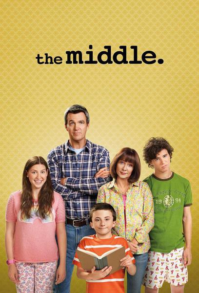 TV ratings for The Middle in Italy. ABC TV series