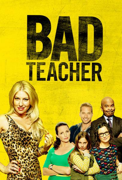 TV ratings for Bad Teacher in Russia. CBS TV series