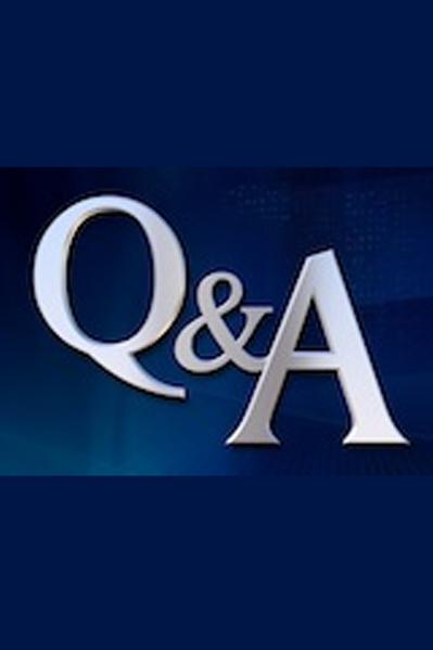 TV ratings for Q & A in Germany. C-SPAN TV series