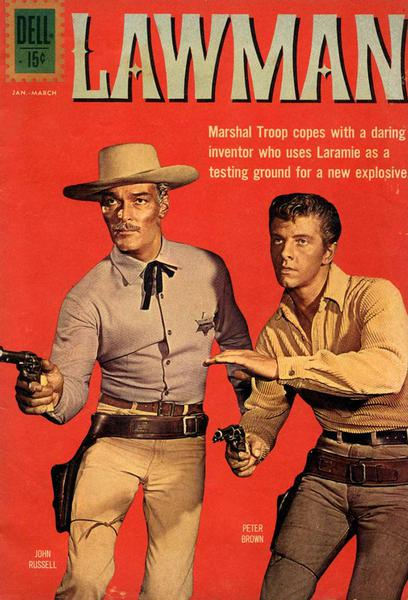 TV ratings for Lawman in the United States. ABC TV series