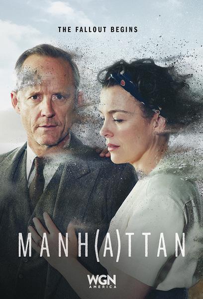 TV ratings for Manhattan in Germany. WGN America TV series