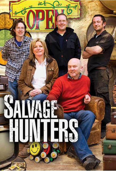 TV ratings for Salvage Hunters in Ireland. Quest TV series