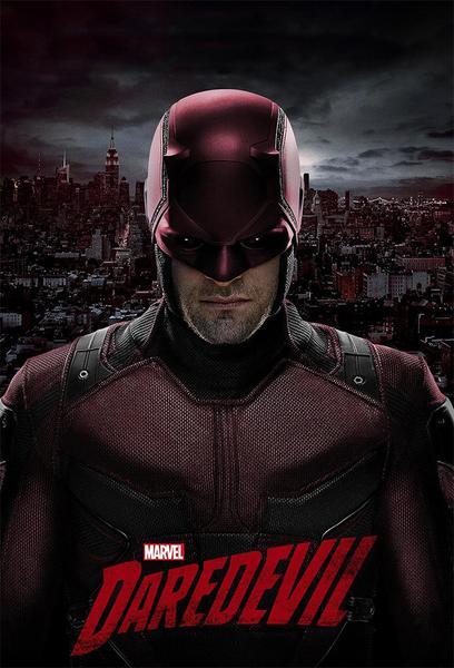 TV ratings for Marvel's Daredevil in India. Netflix TV series