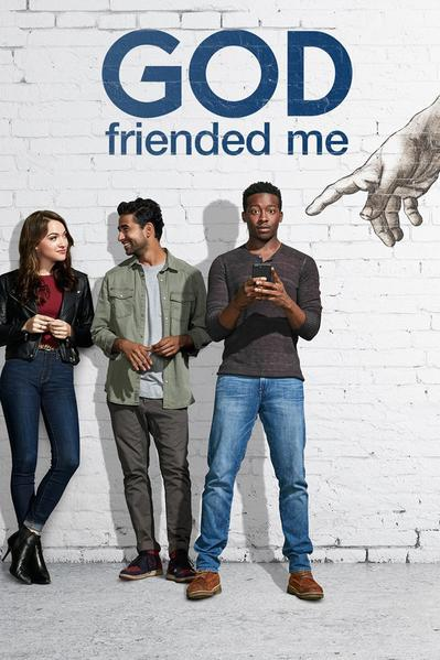 TV ratings for God Friended Me in Norway. CBS TV series