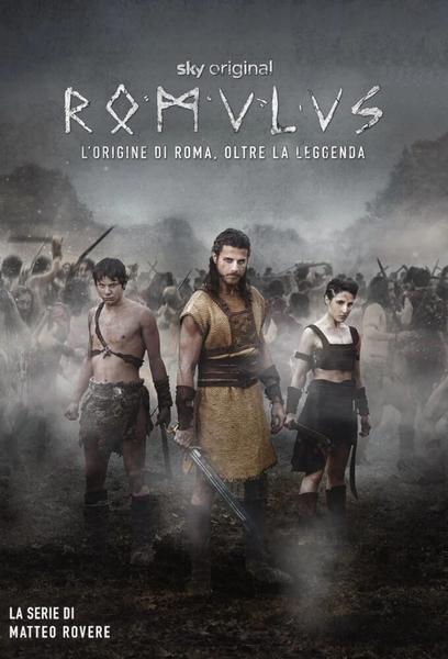 TV ratings for Romulus in Italy. Sky Italia TV series
