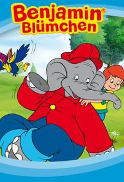 TV ratings for Benjamin The Elephant in Sweden. Super RTL TV series