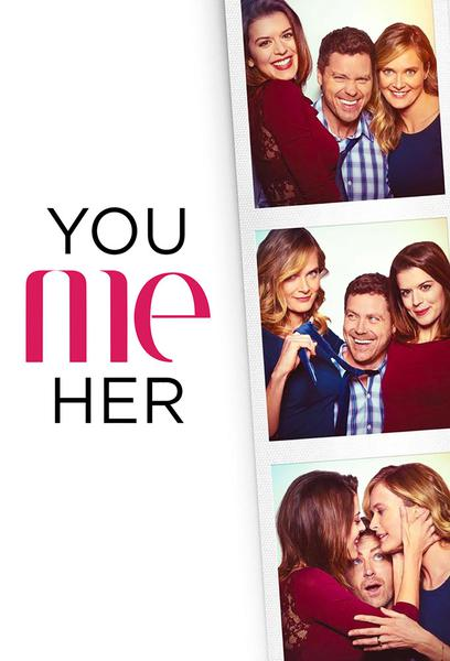 TV ratings for You Me Her in Spain. Audience Network TV series