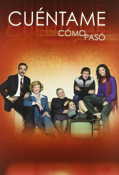 TV ratings for Cuéntame Cómo Pasó in New Zealand. La 1 TV series