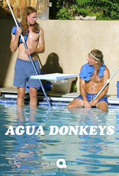 TV ratings for Agua Donkeys in Denmark. Quibi TV series