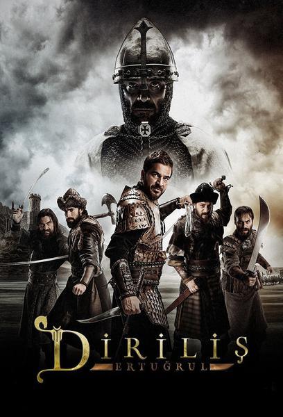 TV ratings for Resurrection: Ertugrul in Canada. TRT 1 TV series