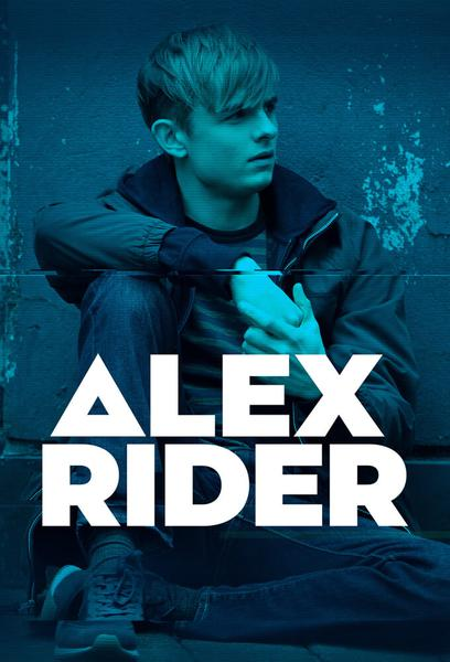 TV ratings for Alex Rider in Argentina. Amazon Prime Video TV series