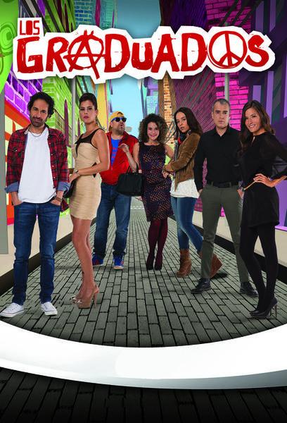 TV ratings for Los Graduados in France. RCN Televisión TV series