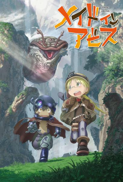 TV ratings for Made In Abyss (メイドインアビス) in Norway. Sentai Filmworks TV series