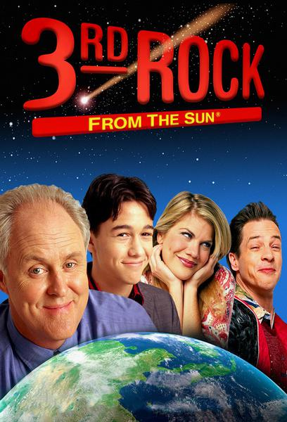 TV ratings for 3rd Rock From The Sun in Australia. NBC TV series