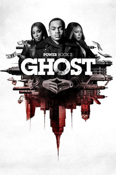 TV ratings for Power Book II: Ghost in Germany. Starz TV series