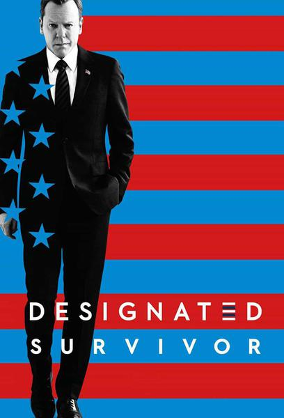 TV ratings for Designated Survivor in India. Netflix TV series