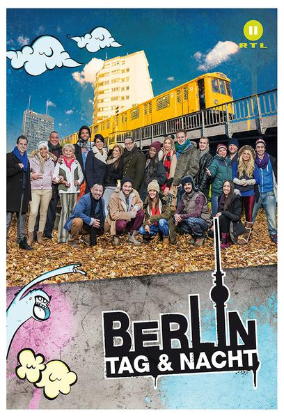 TV ratings for Berlin - Tag & Nacht in Germany. RTL 2 TV series