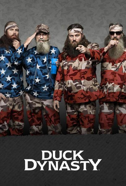 TV ratings for Duck Dynasty in Canada. A&E TV series