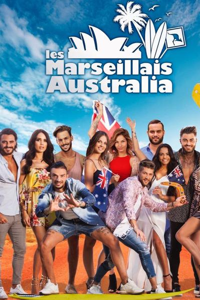 TV ratings for Les Marseillais in Brazil. W9 TV series