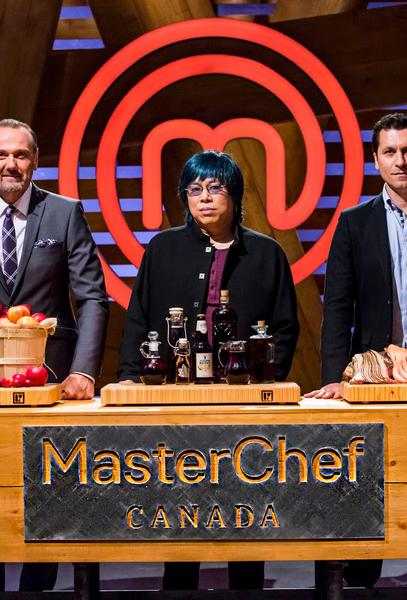 TV ratings for MasterChef Canada in South Africa. CTV TV series