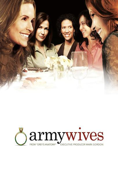 TV ratings for Army Wives in Germany. Lifetime TV series