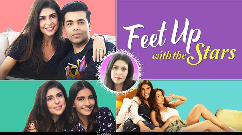 TV ratings for Feet Up With The Stars in South Korea. Voot TV series