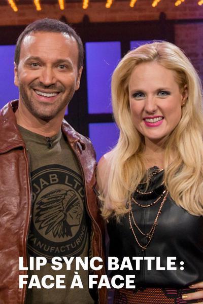 TV ratings for Lip Sync Battle: Face À Face in Spain. V TV series