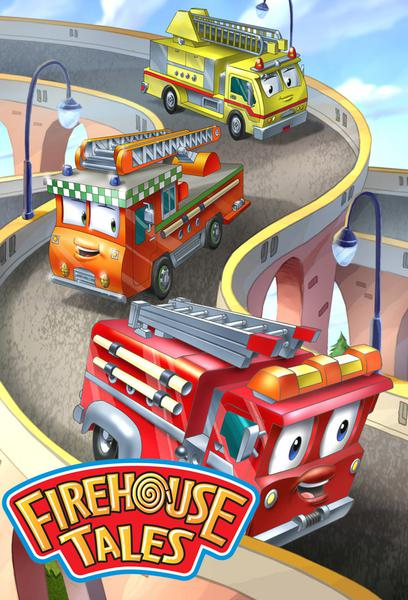 TV ratings for Firehouse Tales in Philippines. Cartoon Network TV series