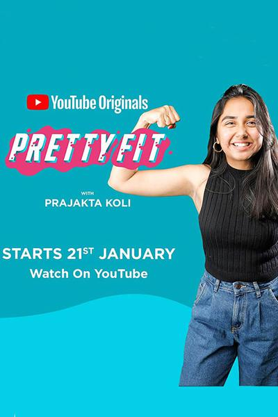 TV ratings for Pretty Fit in Chile. YouTube Originals TV series