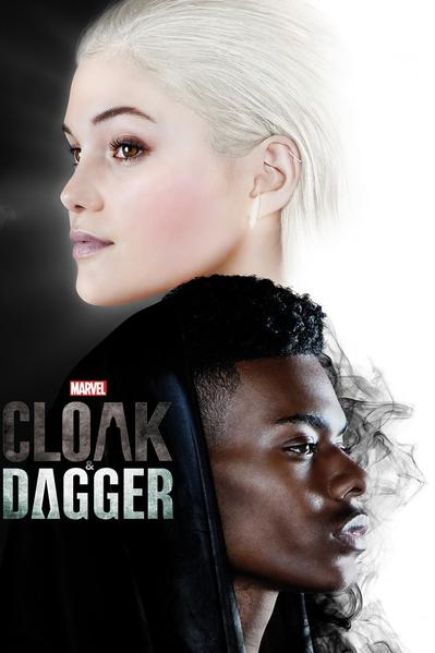 TV ratings for Marvel's Cloak & Dagger in India. Freeform TV series