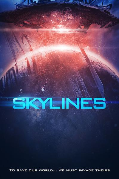 TV ratings for Skylines in Argentina. Netflix TV series