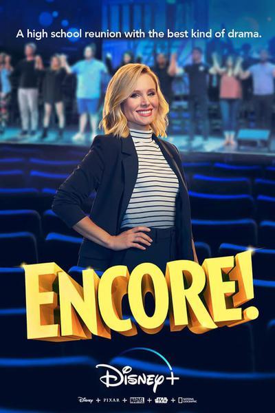 TV ratings for Encore! in Germany. Disney+ TV series