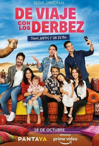 TV ratings for De Viaje Con Los Derbez in Turkey. Pantaya TV series