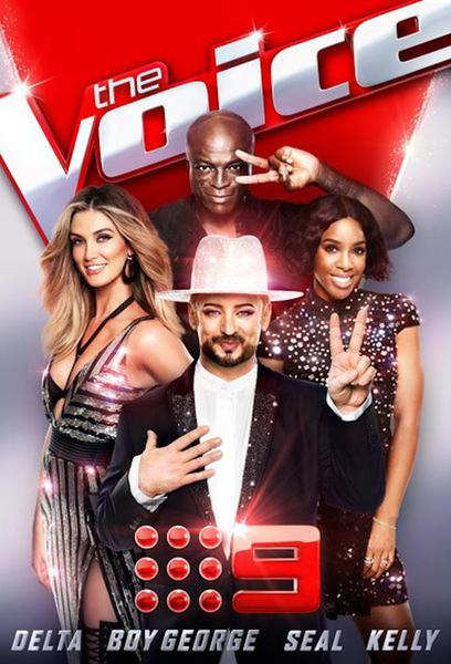 TV ratings for The Voice (AU) in Netherlands. Nine Network TV series