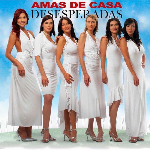 TV ratings for Amas De Casa Deseperadas in South Africa. RCN Televisión TV series