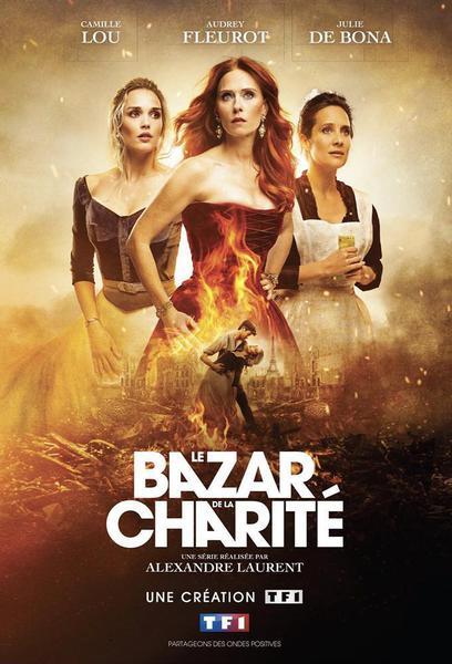 TV ratings for Le Bazar De La Charité in Russia. TF1 TV series